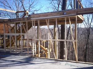 St. Louis Deck Contractors, Replacing a Deck, Archadeck