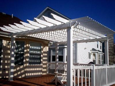 Deck Ideas For A Small Backyard St Louis Decks
