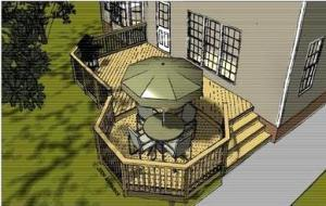 St. Louis Deck Design, Archadeck in St. Louis West County