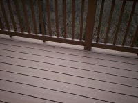 TimberTech Low Maintenance Composite Deck in St. Louis, Mo by Archadeck