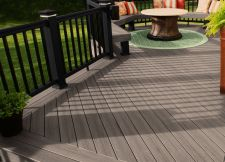TimberTech Terrain, Silver Maple, photo by TimberTech