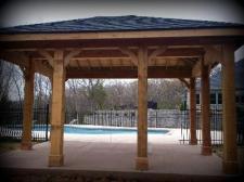 Poolside Pavilion, St. Louis, Mo