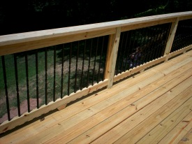 New Deck Replacement, St. Louis Mo, Archadeck