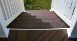 Low Maintenance Envision Decking, photo by Tamko