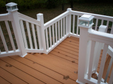 Bidirectional Deck Stairs, St. Louis Mo, Archadeck