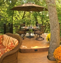 Decks, Outdoor Dining Rooms, Archadeck