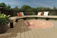 Composite Deck, photo by TimberTech