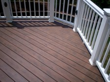 Capped Composite Decks by Archadeck, St. Louis - Evolutions with Radiance Rail