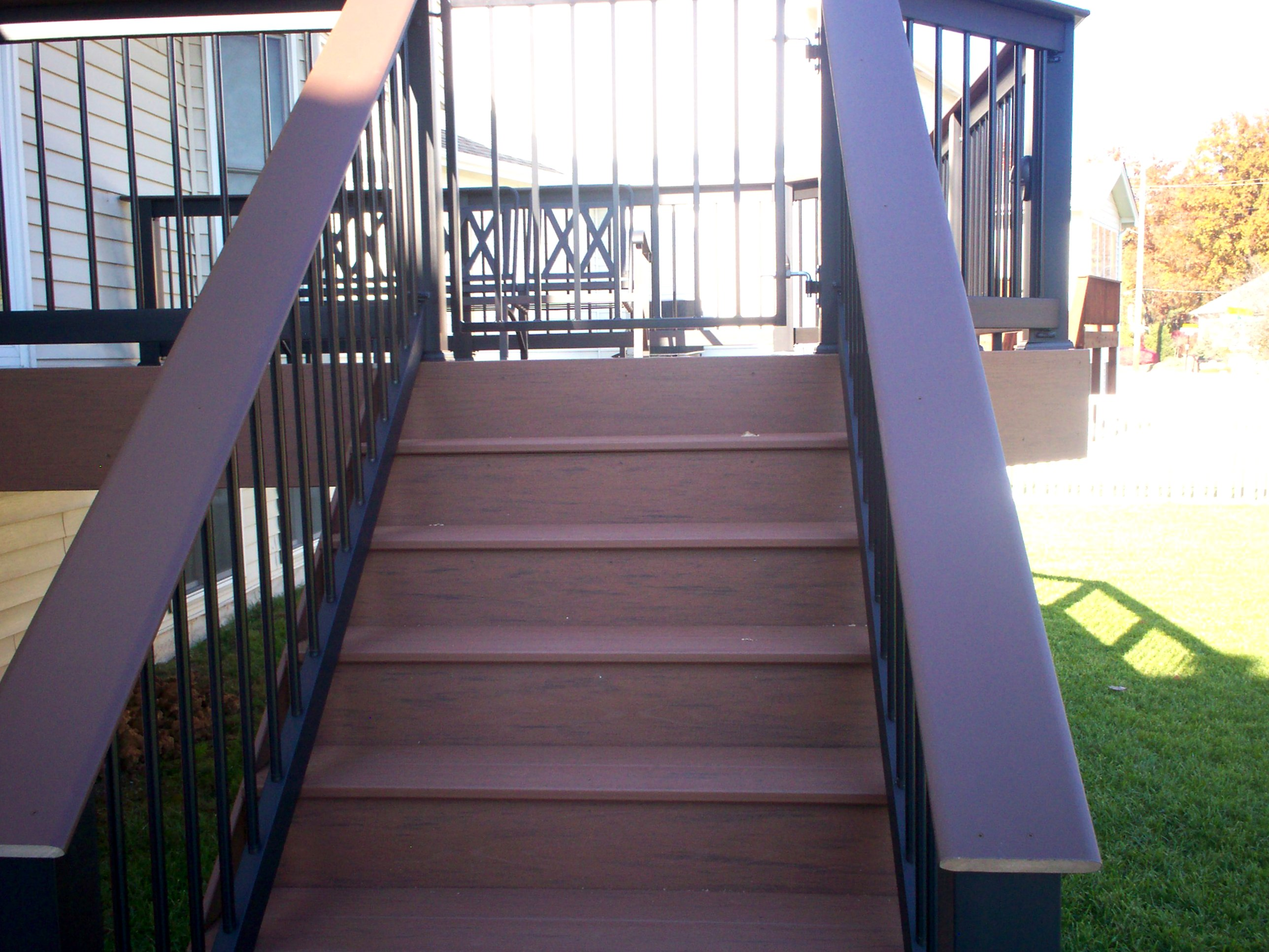 Low Maintenance Decking St Louis Decks Screened
