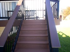 St. Louis Decks by Archadeck, TimberTech Capped Polymer Seal Decking