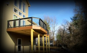 Balcony Decks by Archadeck, St. Louis Mo