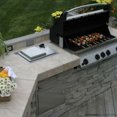 Grill Deck vs Outdoor Kitchen, Which Is Right For You