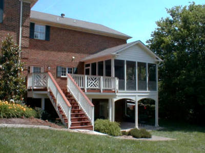 outdoor rooms st louis decks screened porches