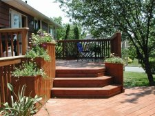 Multilevel Deck Designs by Archadeck