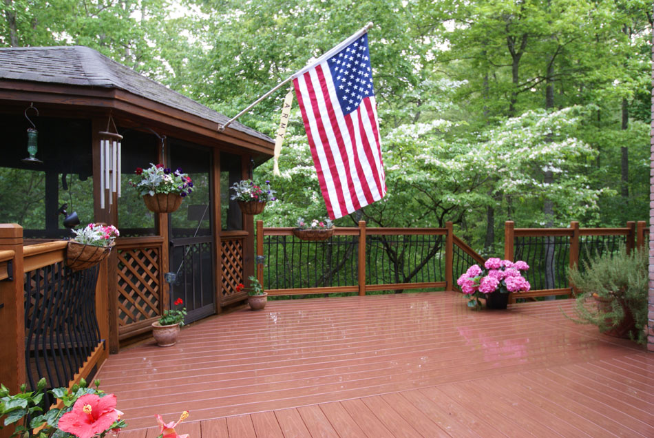St Louis Mo Screened In Decks And Patios By Archadeck