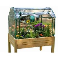 Riverstone Eden Mini Greenhouse with Herb Garden, Home Depot
