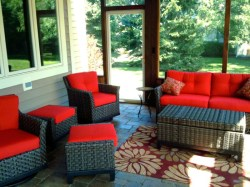 Screened In Patio by Archadeck