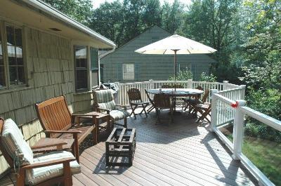 Decks Designed With Glass Rails By Archadeck St Louis
