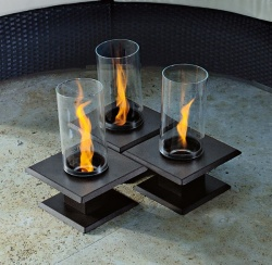 Mini Fire-Feature by Brookstone
