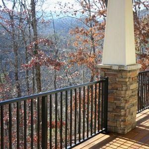 Westbury Deck Railing, photo by decksdirect.com