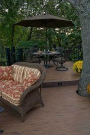 Outdoor Dining Room, Deck Design by Archadeck