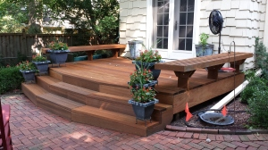 Deck Cleaning and Restoration by Renew Crew