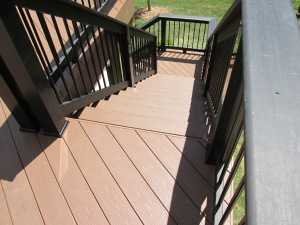 New Elevated, Low Maintenance Deck by Archadeck in St. Louis Mo