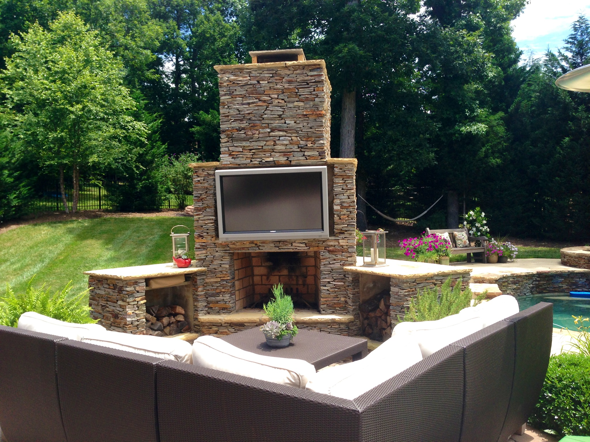 How To Build A Backyard Man Cave  St Louis decks, screened porches