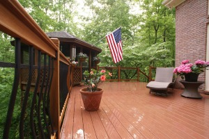 Archadeck Redecking Project
