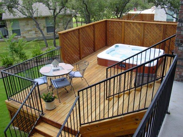 Deck Privacy Screen by Archadeck