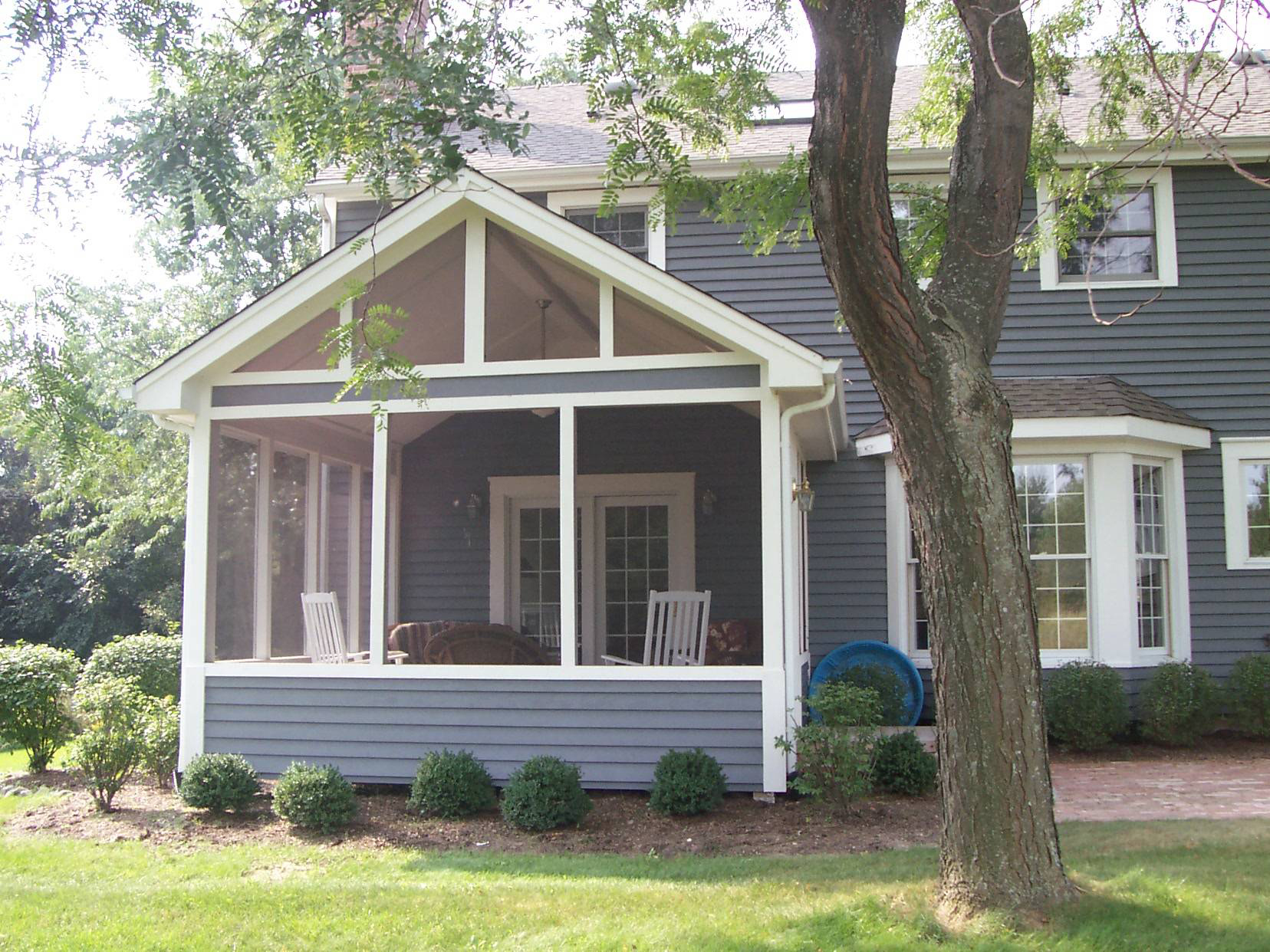 Screened Porches Windows Walls Doors Floors St