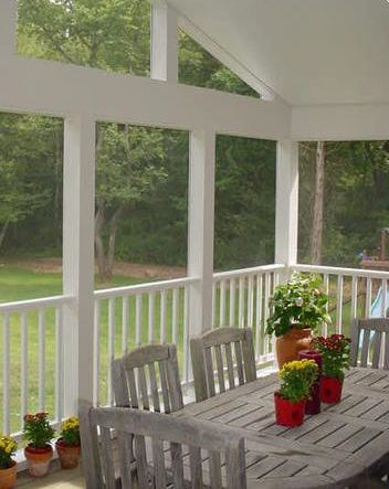 screened porches st louis decks screened porches. Black Bedroom Furniture Sets. Home Design Ideas