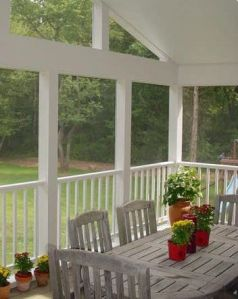 Screened Porch by Archadeck