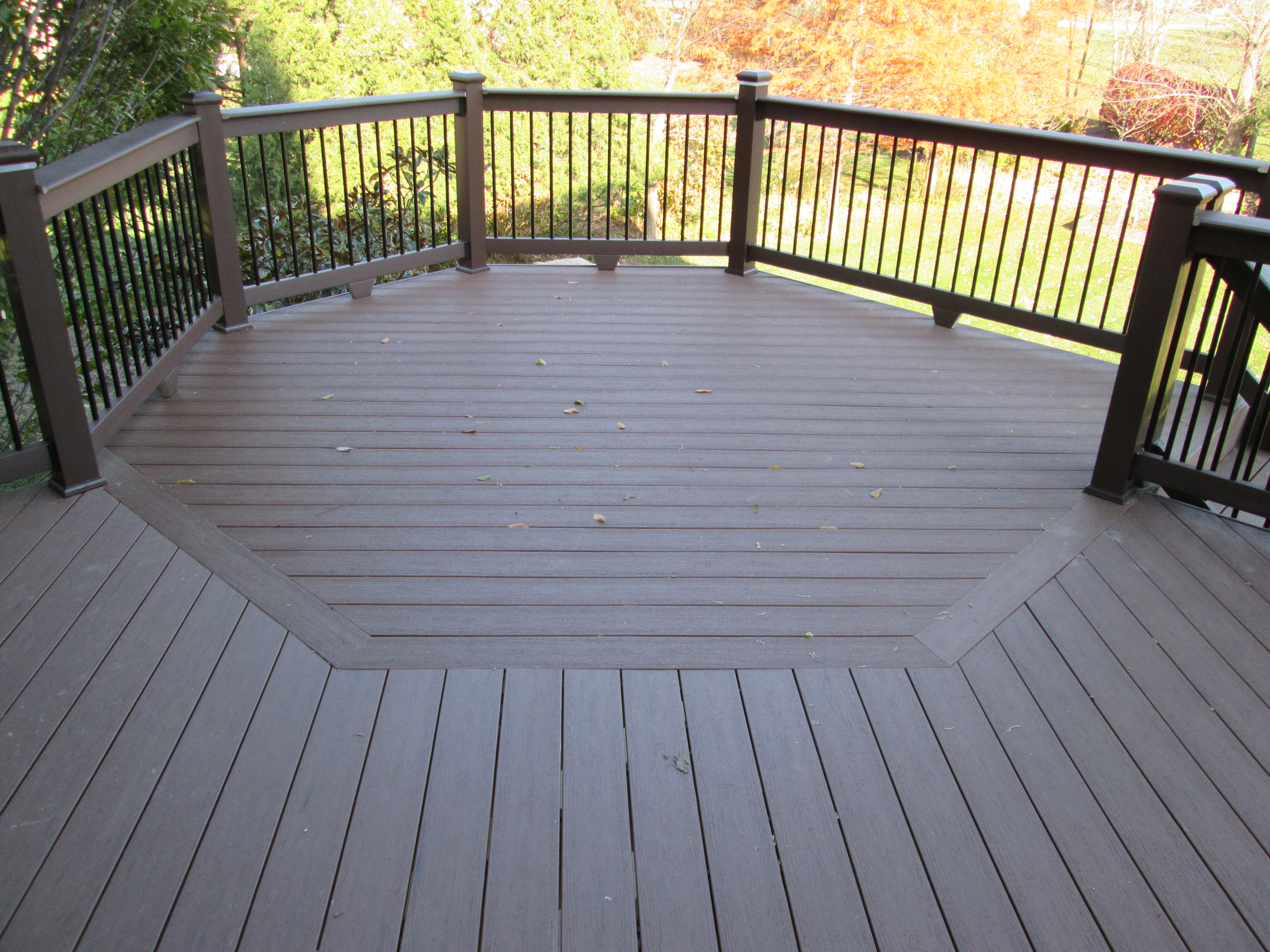 Deck Design Ideas Floor Board Patterns By Archadeck St