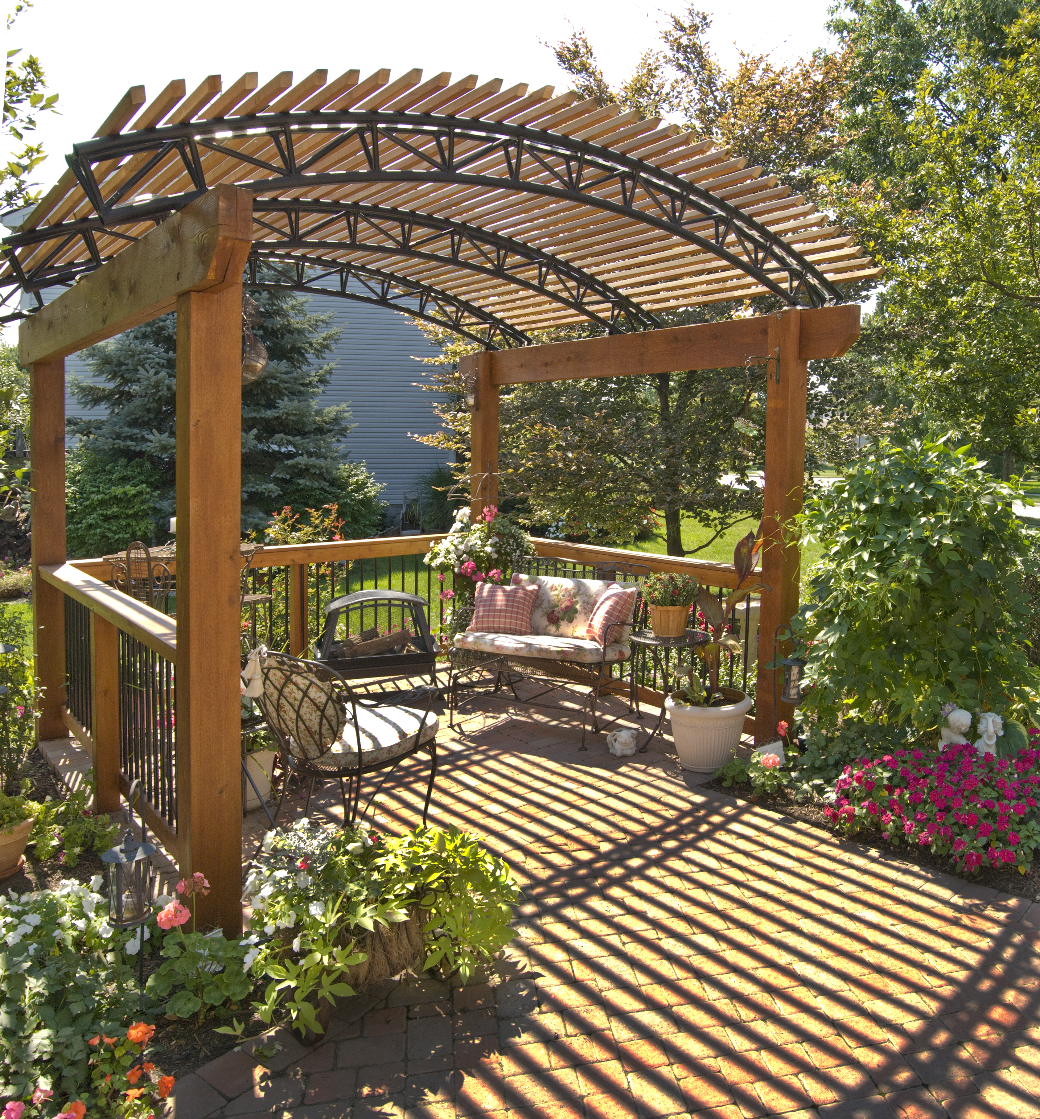 Pergola Design Ideas for Every Outdoor Space by Archadeck | St ...