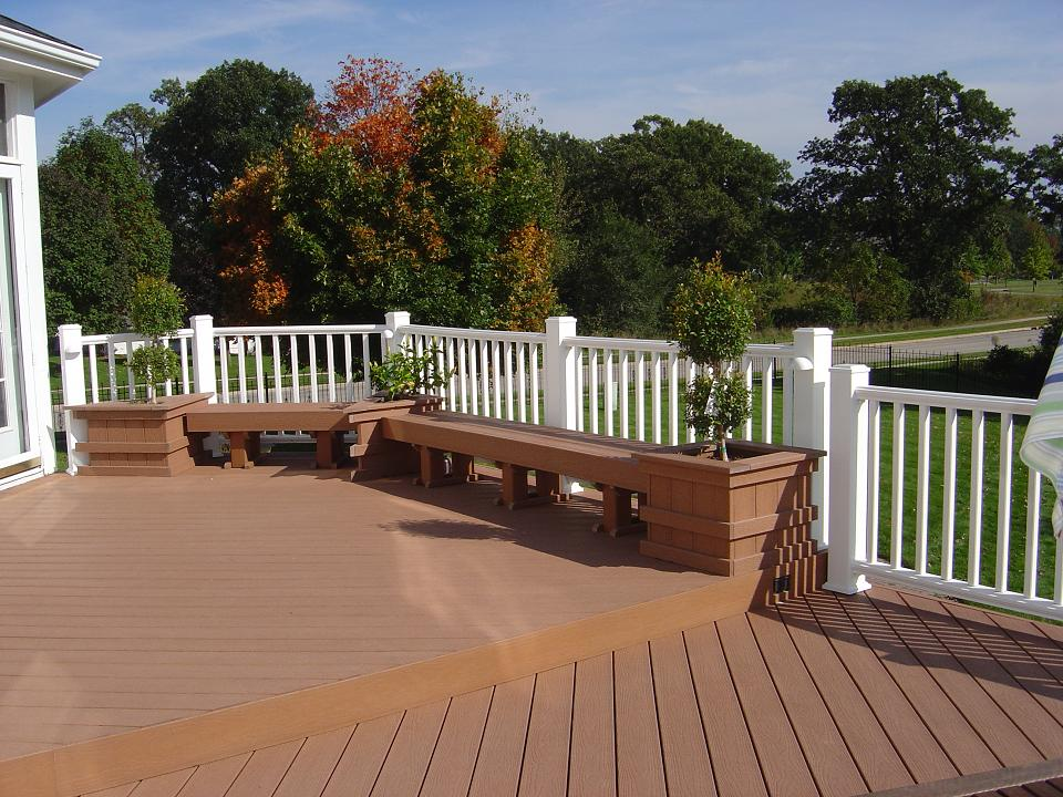 Small Decks With Big Function By Archadeck St Louis