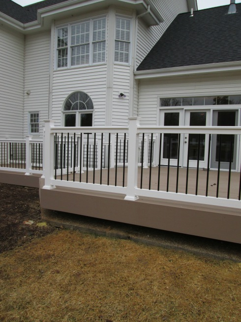 Patio Deck by Archadeck, St. Louis Mo