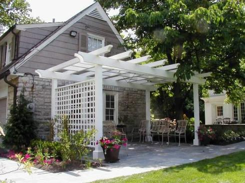 Patio Shade by Archadeck