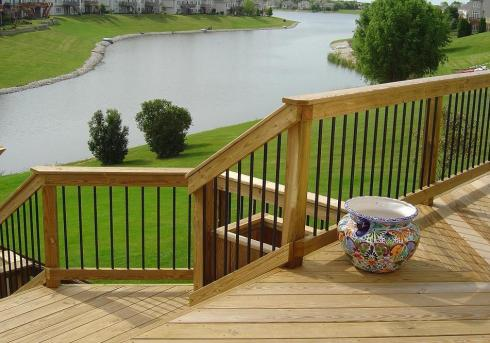 Elevated Deck Design by Archadeck
