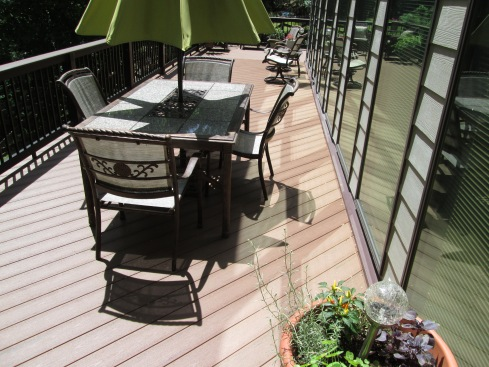 Low Maintenance Deck by Archadeck, St. Louis Mo