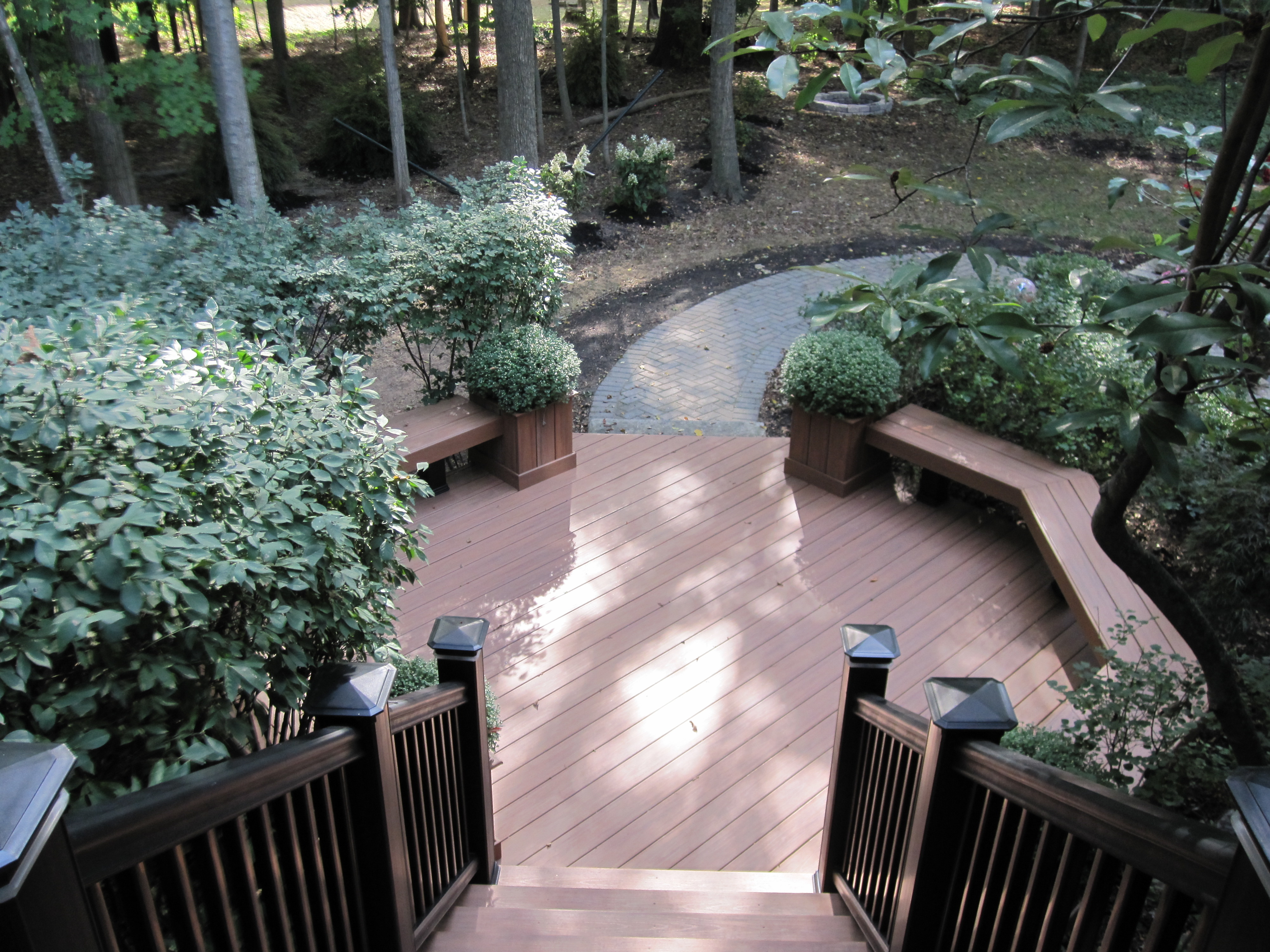 Two-Story Deck Design Ideas by Archadeck | St. Louis decks, screened ...