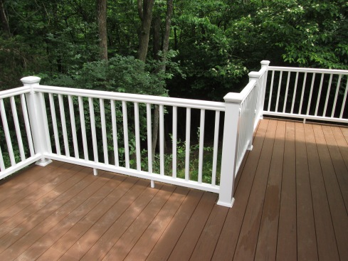 Composite Wood Decks by Archadeck. St. Louis Mo