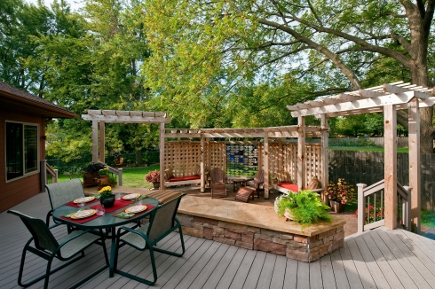 Deck Pergolas by Archadeck