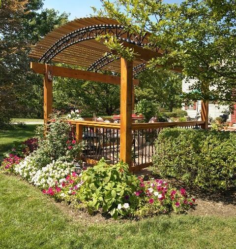 Garden Pergolas by Archadeck