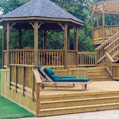 St. Louis Wood Deck Builders, Archadeck