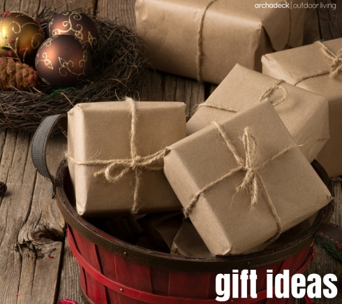 Gifts For Outdoor Lovers - Ideas and Resources from Archadeck