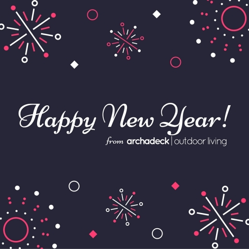 Happy New Year from Archadeck