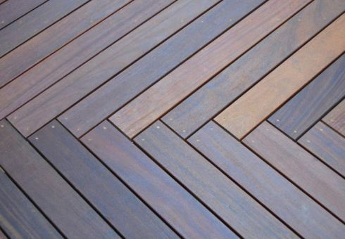 Deck Floor Board Pattern by Archadeck