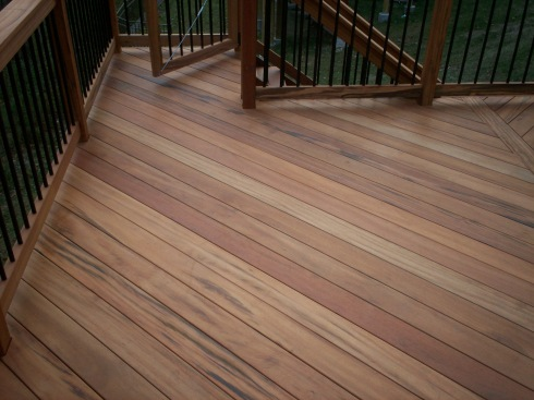 Hardwood Decks in St. Louis by Archadeck