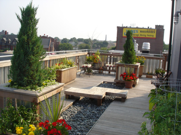 5 ways to add plants to your deck design st louis decks screened porches pergolas by archadeck. Black Bedroom Furniture Sets. Home Design Ideas